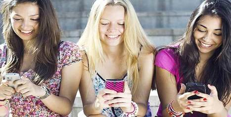 Is teenagers' smartphone obsession really bad? | Latest News from India and the World on post.jagran.com | Scoop.it