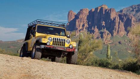 Apache Trail Jeep Tours & Gold Panning | Phoenix Arizona | Traveling | Scoop.it