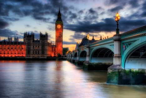 Photographic Tips Digest: Twilight on the Thames | How To Take Better Photographs | Scoop.it