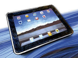 Digital artists create iPad masterpieces | Contemporary Digital Artists | Scoop.it