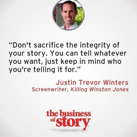 How to Capitalize on Niche Story Markets With Justin Trevor Winters | Story and Narrative | Scoop.it
