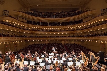 """Rebuilding Symphony Size by Endowing Musician """"Chairs"""" 