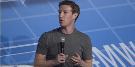 Facebook milite pour un accès internet gratuit planétaire | Actualité Social Media : blogs & réseaux sociaux | Scoop.it