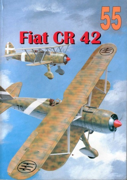Fiat CR 42 – Wydawnictwo Militaria 055 | History Around the Net | Scoop.it