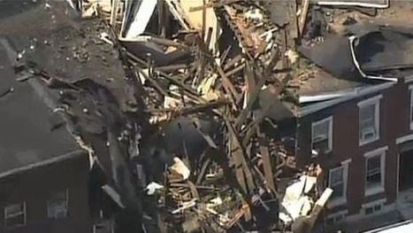 Philadelphia home collapses, six people injured - Fox News | CLOVER ENTERPRISES ''THE ENTERTAINMENT OF CHOICE'' | Scoop.it