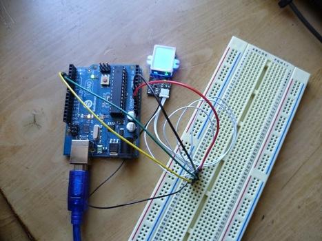 Fingerprint Scanning with the Arduino | Arduino, Netduino, Rasperry Pi! | Scoop.it