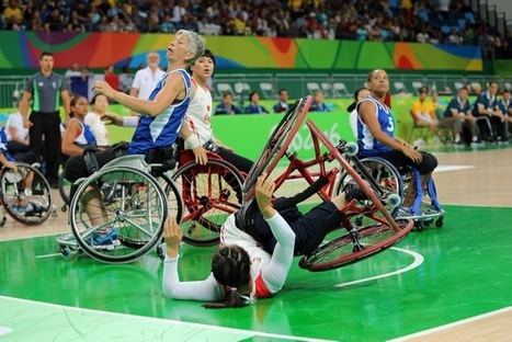 Jeux paralympiques: l'impression 3D aujourd'hui, les fablabs demain | Innovation sociale | Scoop.it