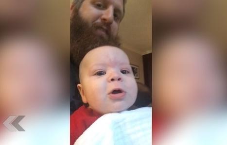 VIDEO. Un bébé qui hurle comme un chien | CaniCatNews-actualité | Scoop.it