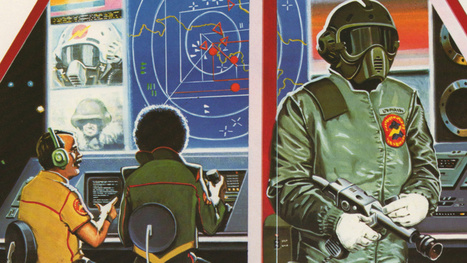 This Book Showed '80s Kids the Computerized, War Games War of Tomorrow | theyear2030 | Scoop.it