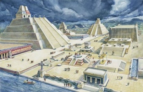 What Ancient Aztecs Shared With Modern New Yorkers - TIME | Ancient History | Scoop.it