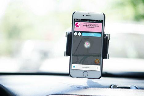 Comment Waze compte devenir l'appli des conducteurs… et l'outil des retailers | Retail Innovation | Scoop.it