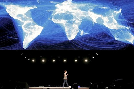 Facebook can map more of Earth in a week than we have in history | All About Facebook | Scoop.it
