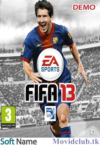 MOVID CLUB: FIFA 13 DEMO [ 2.3 GB ] DIRECT LINK | PC GAMES free | Scoop.it