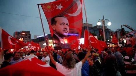 "Turchia, Erdogan: ""Se servirà estenderemo stato emergenza"" | L'Europe en questions | Scoop.it"