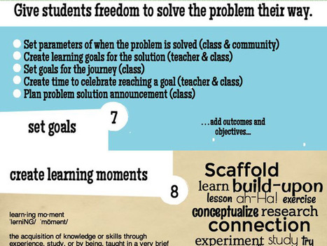 8 Steps To Design Problem-Based Learning In Your Classroom | 21st Century STEM Resources | Scoop.it