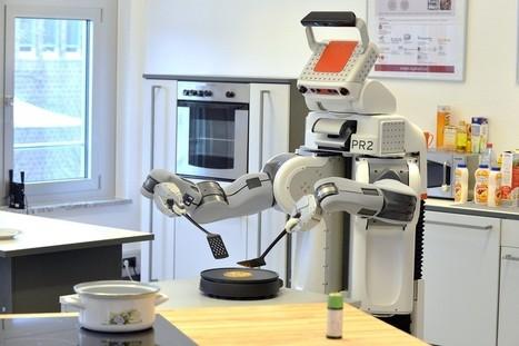 Voici PR2, le robot connecté capable de cuisiner tout seul - SciencePost   Vous avez dit Innovation ?   Scoop.it