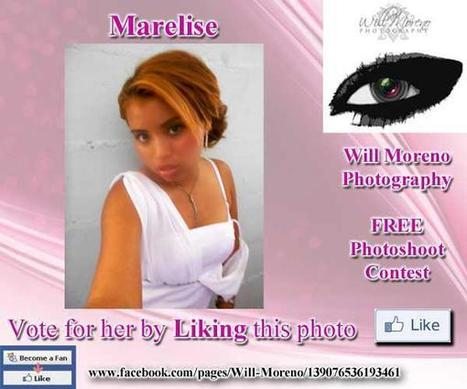 Marelise - Contestant to win a FREE Photoshoot with Will Moreno | Belize in Photos and Videos | Scoop.it