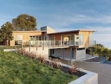 Sustainable Tiburon Bay House by Butler Armsden Architects | sustainable architecture | Scoop.it