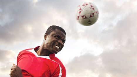 Heading a soccer ball causes instant changes to the brain | Psychology and Health | Scoop.it
