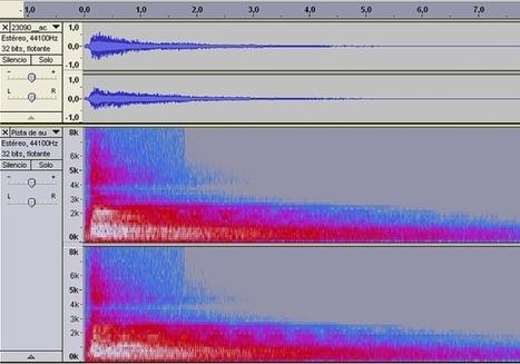 Oscilograma, sonograma y espectrograma | ACÚSTICA - FUENTES | Scoop.it