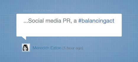 The Risks & Rewards of Social Media for PR | Public Relations & Social Media Insight | Scoop.it