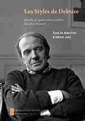 Collectif : Les styles de Deleuze - esthétique et philosophie | Philosophie en France | Scoop.it