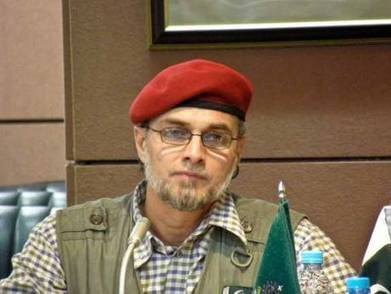 Pakistani commentator Zaid Hamid sentenced to prison, lashing in Saudi Arabia | UNITED CRUSADERS AGAINST ISLAMIFICATION OF THE WEST | Scoop.it