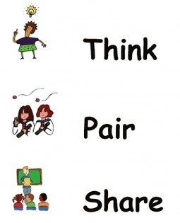 Think-Pair-Share Variations | Universal Design for Learning and Curriculum | Scoop.it
