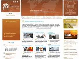 Agence de traduction B2B : TTI Network   agence de traduction France   Scoop.it