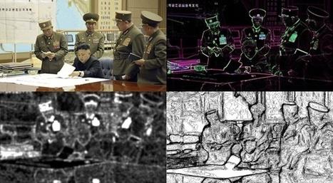 Comment la Corée du Nord organise sa propagande à l'aide de photomontages | Technoculture | Scoop.it