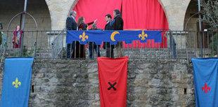 Sos del Rey Católico recrea el nacimiento del rey Fernando II | Fiestas en Aragón | Scoop.it