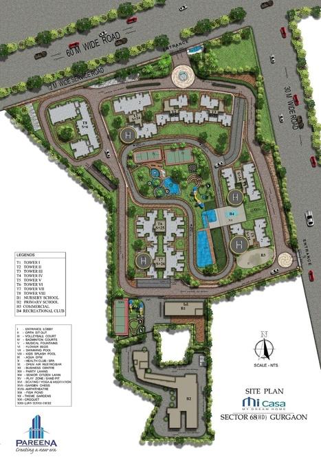 Pareena Micasa - Sector 68 Sohna road Gurgaon,Project | Real Estate | Scoop.it
