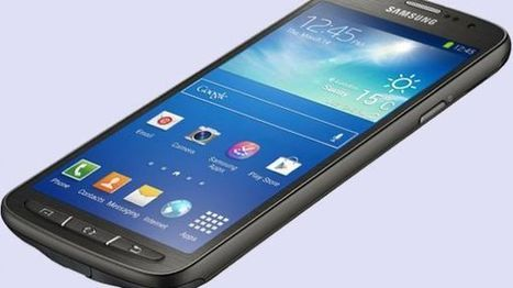 Samsung GALAXY S4 Active: Water damage reported | water | Scoop.it