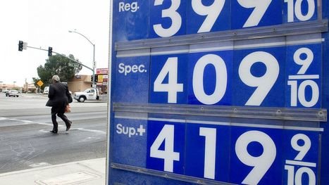 AP EXPLAINS: How Much Money You Just Saved on Gas in 2015 | INTRODUCTION TO THE SOCIAL SCIENCES DIGITAL TEXTBOOK(PSYCHOLOGY-ECONOMICS-SOCIOLOGY):MIKE BUSARELLO | Scoop.it