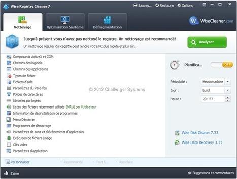 Wise Registry Cleaner 7.69 Build 505 | Free software | Scoop.it