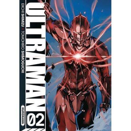 Ultraman-Tome-2-Shimizu, Eiichi. - Kurokawa Editions | nouveautés au lycée | Scoop.it
