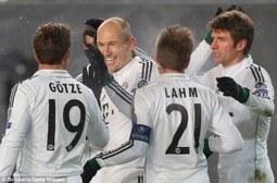 Prediksi Bayern Munchen vs CSKA Moscow | Casino Online | Agen Bola Online | Scoop.it