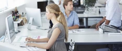 Santé au travail: et si on pédalait au bureau? | Ameublement | Scoop.it