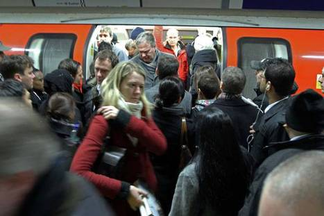Tube commuter slashed on face for brushing against muslim passenger in packed carriage | The Indigenous Uprising of the British Isles | Scoop.it
