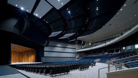 SoundWorks Collection - Meyer Sound Constellation Helps Performing Arts Center Combine Several Halls Into One | Meyer Constellation | Scoop.it