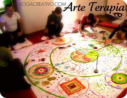 yogacreativo.com: Coaching: Fotos Taller Arte Terapia Enero 09 | La Arteterapia: una nueva alternativa | Scoop.it