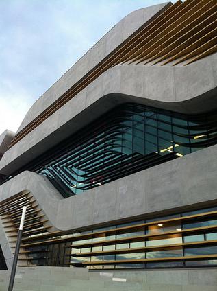 L'e-veille en 7 liens : spécial architecture et aménagement de bibliothèques | Nouveaux lieux, nouveaux apprentissages | Scoop.it