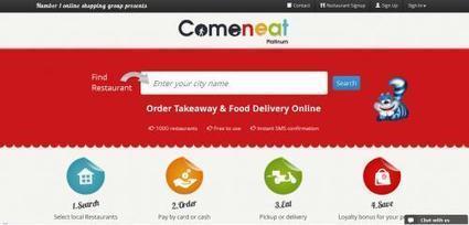 Food Order Solution by Gary Son   Roamsoft Technologies Pvt Ltd   Scoop.it