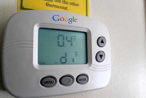 Google reportedly testing smart thermostats in 'EnergySense' program | Pulse | Scoop.it