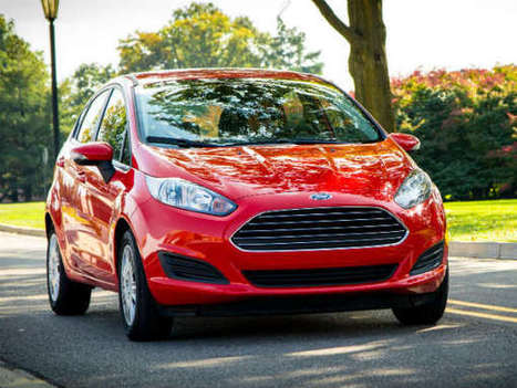 Ford Launches Fiesta With EcoBoost Engine | Drivespark Automobile News | Scoop.it