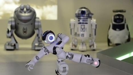 Les Français enthousiastes à l'idée de vivre avec des robots | Technology | Scoop.it
