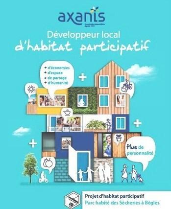 Projet d'habitat participatif, Parc habité des Sécheries à Bègles | habitat participatif | Scoop.it