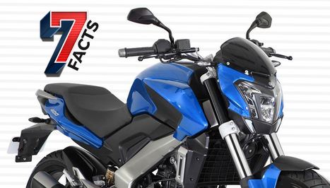 7 Must Know Facts about Bajaj Dominar 400 | Maxabout Motorcycles | Scoop.it