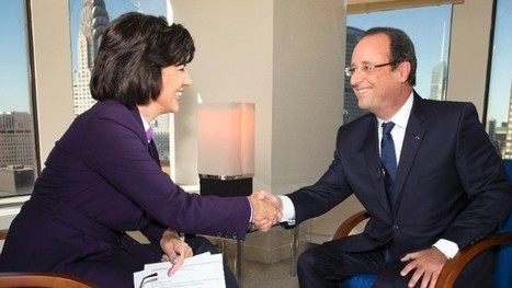Yes! Remove Hollande »» Syria deal must be backed by force, Hollande tells Amanpour   Saif al Islam   Scoop.it