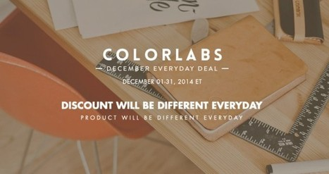 ColorLabs Offers Everyday Deal Throughout December | Free & Premium WordPress Themes | Scoop.it